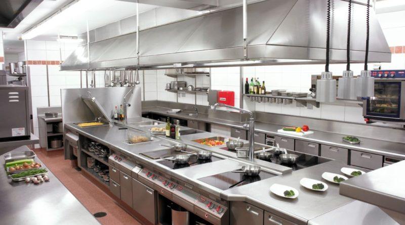 Выбор профессионального оборудования для ресторанной кухни.